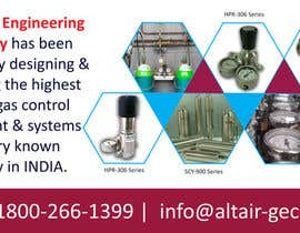 #8 for Design a Banner - Altair Gas Engineering Company by savitamane212
