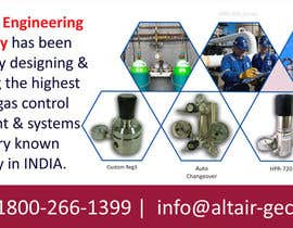 #9 for Design a Banner - Altair Gas Engineering Company by savitamane212