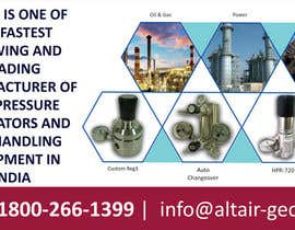 #13 for Design a Banner - Altair Gas Engineering Company by savitamane212