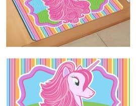 nº 6 pour Designs a unicorn for a doormat / Design für eine Einhorn Fußmatte par imagencreativajp