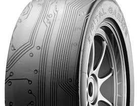 nº 7 pour Digital Tyre Image par pjigara