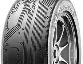nº 24 pour Digital Tyre Image par pjigara