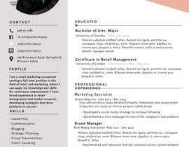 nº 7 pour Winning Resume Challenge par hiremeh