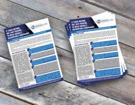 nº 25 pour Design a Flyer and an email signature par pixelmanager
