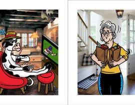 nº 35 pour Illustrations par SergioELeon