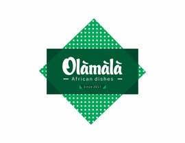 nº 88 pour Design a Logo for Olamala Restaurant par planzeta