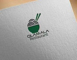 nº 58 pour Design a Logo for Olamala Restaurant par sharifulislam833