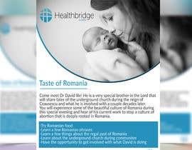 nº 5 pour Healthbridge Global 1-sided flyer par rajiyalata