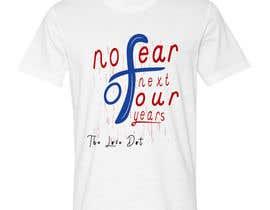 nº 9 pour Design a T-Shirt_nofearofnextfouryears par izoka01