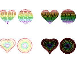 nº 19 pour Create Unique Heart AND Circle Design par Photoshopr