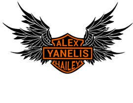 nº 2 pour Harley-Davidson Tattoo Design par collinsjessica12