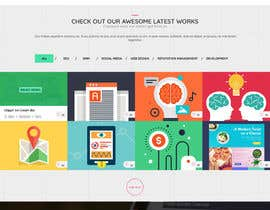 #2 for Improve design of 5 pages by latifulimran