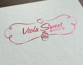 nº 56 pour Bakery Sweet Shop Logo Design par romalc11