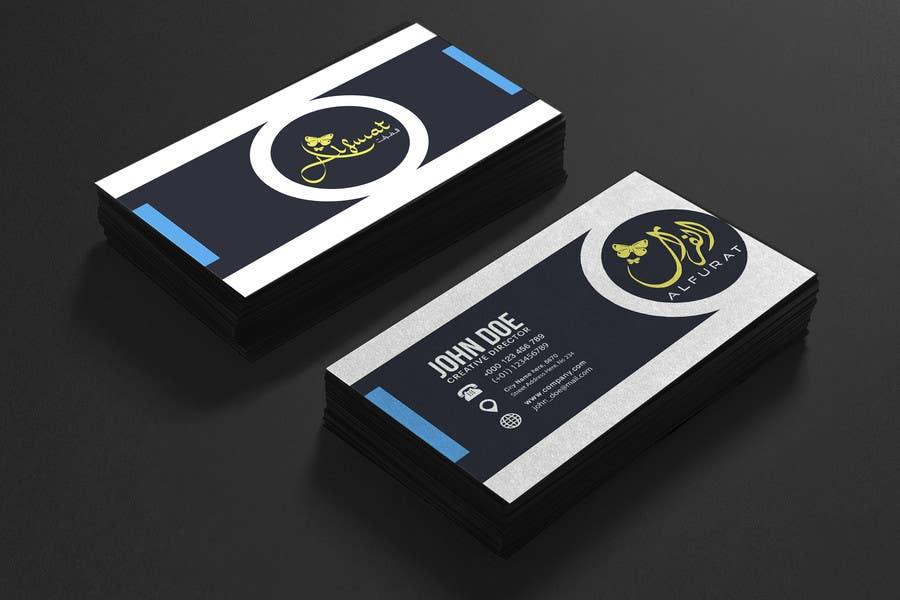 Proposition n°124 du concours Business card design