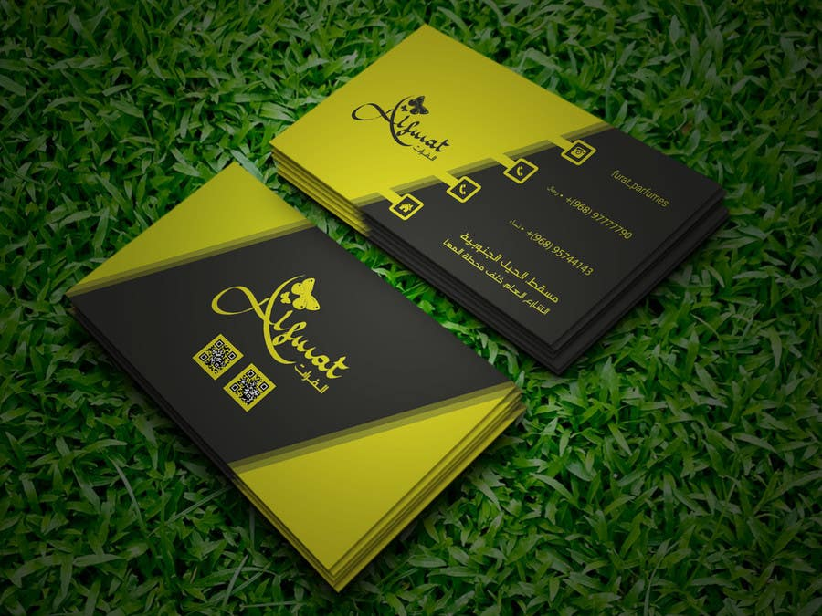 Proposition n°207 du concours Business card design