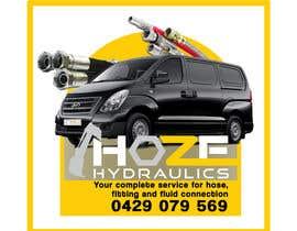 nº 1 pour Design a Hydraulics Hose Van graphics par spdmf