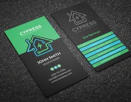 nº 231 pour Business Card Design - Technology Integration - Electrician par sahasrabon