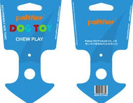 nº 5 pour Design a Brochure or flyer for dog toys to hang par ExclusiveBG