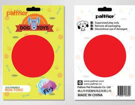 nº 24 pour Design a Brochure or flyer for dog toys to hang par reach2azmal