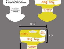 nº 11 pour Design a Brochure or flyer for dog toys to hang par yeadul