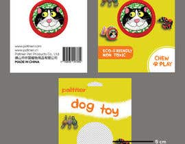 nº 27 pour Design a Brochure or flyer for dog toys to hang par yeadul