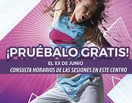 #19 for Diseñar flyer clases de baile by os1espinosa