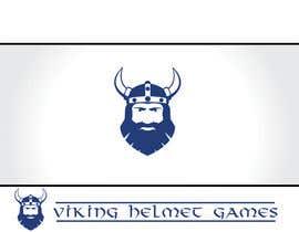 """nº 30 pour Design a Logo for """"Viking Helmet Games"""" par Milos008bg"""