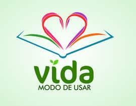 nº 4 pour Design a Logo -- Vida Modo de usar par CiroDavid