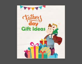 nº 60 pour Design a Banner for Fathers Day par riasatfoysal