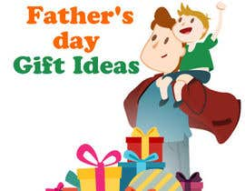 nº 63 pour Design a Banner for Fathers Day par riasatfoysal
