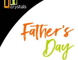 nº 2 pour Design a Banner for Fathers Day par dworker88