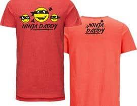 nº 80 pour Ninja Daddy Graphic Design par javierlizarbe
