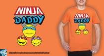 Proposition n° 23 du concours Graphic Design pour Ninja Daddy Graphic Design
