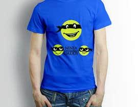 nº 17 pour Ninja Daddy Graphic Design par somirdn