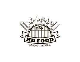 nº 311 pour Design a Logo for a restaurant par Haidderr