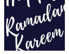 #258 pentru Ramsdan Poster de către haiyumhaffiz