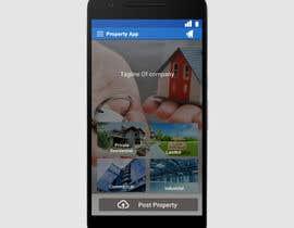 nº 8 pour Design an App Mockup par sazal999