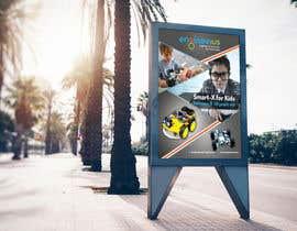 nº 15 pour Design poster for  self Drviging Car par ROCKdesignBD