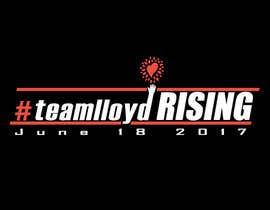 nº 6 pour Team Lloyd Rising par somoyshesh