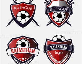 nº 27 pour R-League (Rajasthan's Football League) Logo par daniyal1997