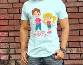 nº 25 pour Design a T-Shirt par kpax112
