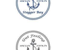 nº 55 pour Boat Name Logo par satbaldev