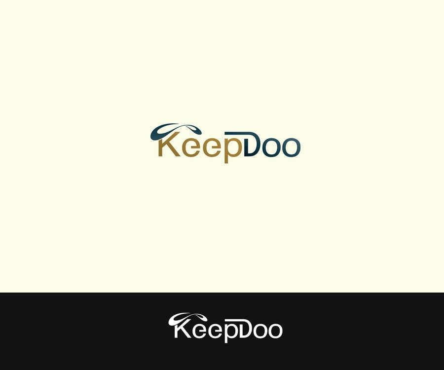 Bài tham dự cuộc thi #                                        45                                      cho                                         Logo Design for KeepDoo