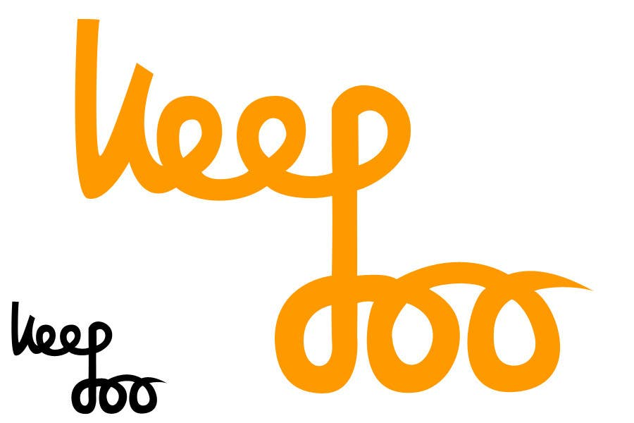 #185 for Logo Design for KeepDoo by GlenTimms