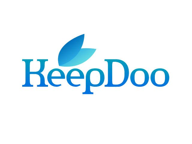 #182 for Logo Design for KeepDoo by manabendra110