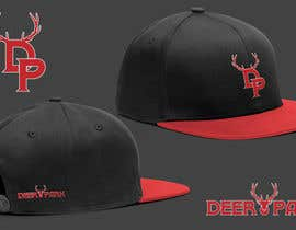 nº 60 pour Design for baseball hat par Plastmass
