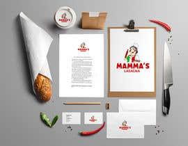 nº 261 pour MAMMA'S LASAGNA par deskjunkie