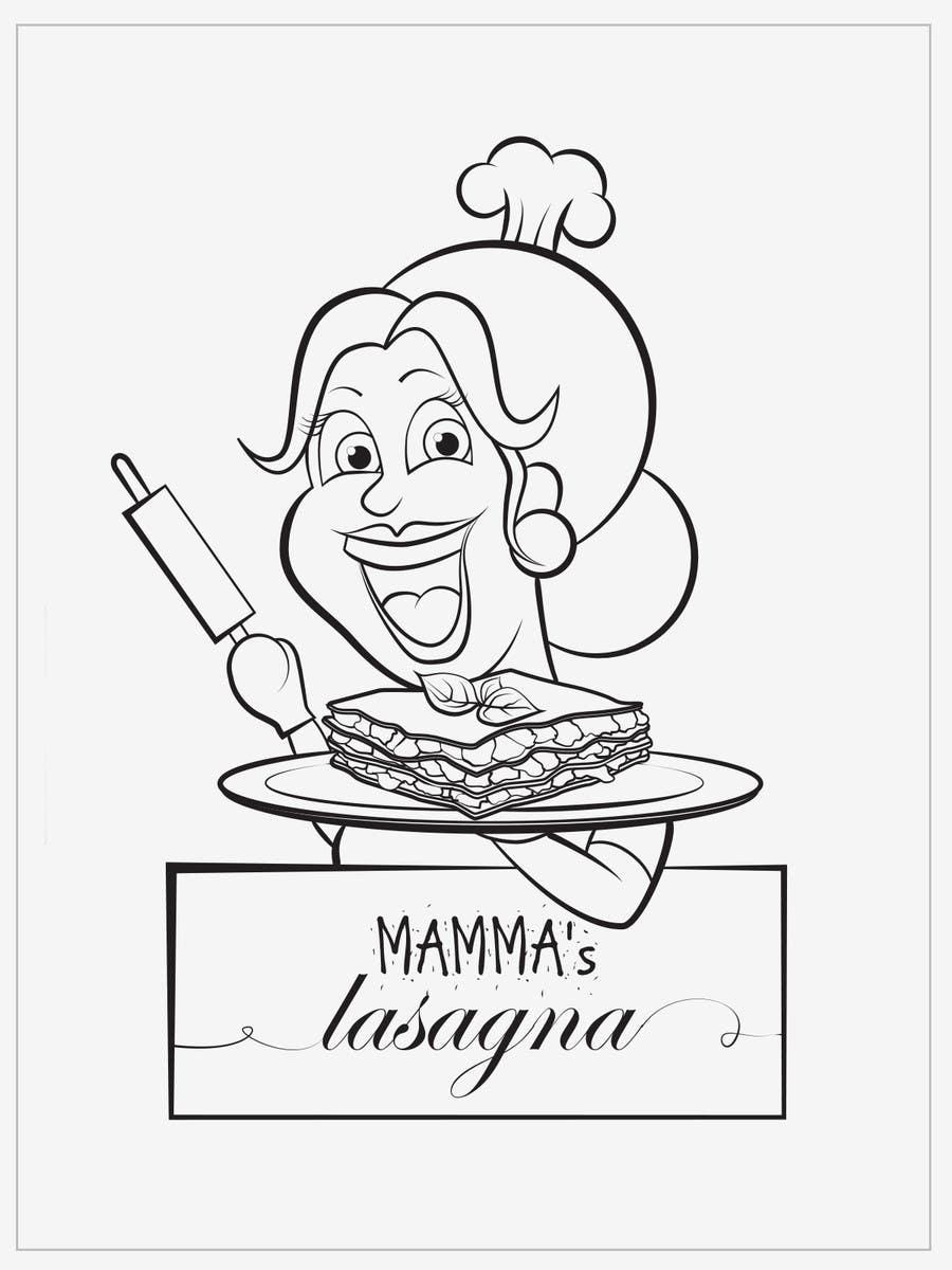 Proposition n°46 du concours MAMMA'S LASAGNA