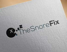 "nº 4 pour Logo Design For ""TheSnoreFix"" par JDSTIGER"