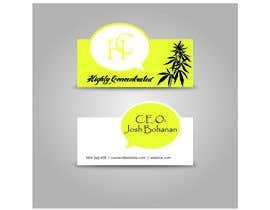 nº 4 pour Design some Business Cards par freegreenpigeon